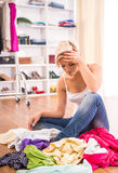 Wardrobe Stock Image
