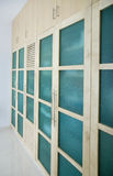 Wardrobes stock images