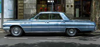 Ware grootteauto Buick LeSabre, 1962 Stock Foto