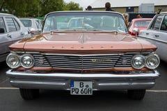 Ware grootteauto Pontiac Bonneville Royalty-vrije Stock Afbeelding