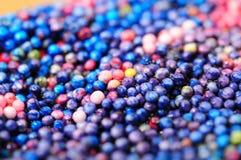 Ware kleuren Stock Foto's