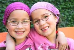 Ware tweelingen Stock Afbeelding
