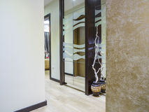 Waredrobe входа квартиры Стоковое Фото