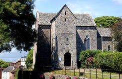 Wareham, Angleterre : Église de rue Martin Image stock