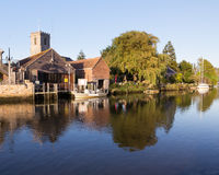Wareham Dorset Stock Photo