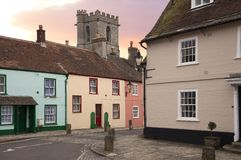 Wareham, Dorset Imagem de Stock Royalty Free