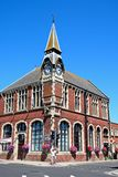 Wareham town hall. Royalty Free Stock Images