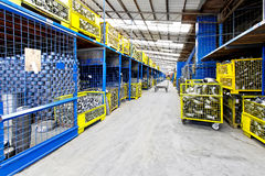 Warehouse Royalty Free Stock Image