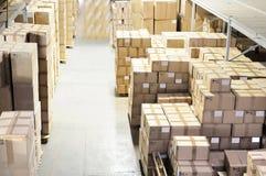 Warehouse Royalty Free Stock Photo