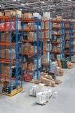 Warehouse Royalty Free Stock Image