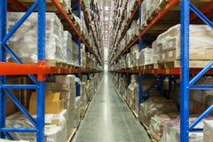 Warehouse Fotos de archivo