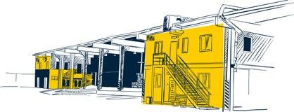 Warehouse 2 Fotografía de archivo