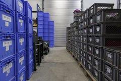 Warehouse Imagenes de archivo