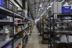 Warehouse Fotos de archivo libres de regalías
