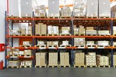 Warehouse Foto de archivo
