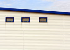 Warehouse building. Stock Image