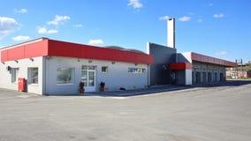 Warehouse Building Exterior Stock Photos