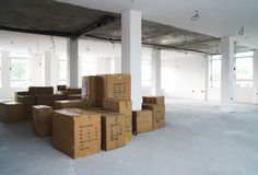 Warehouse concept - Storage Stock Photography