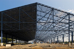 Warehouse Construction Stock Images