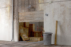 Warehouse 3d Stock Images