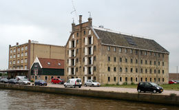 Warehouse de Factorij in Franeker Stockbilder