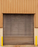 Warehouse door Royalty Free Stock Image