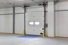 Warehouse door Stock Images