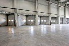 Warehouse Doors Royalty Free Stock Image
