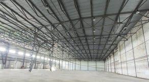 Warehouse, empty Stock Photos