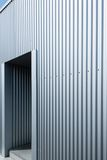 Warehouse with entrance Royalty Free Stock Photography