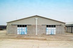Warehouse exterior Stock Photography