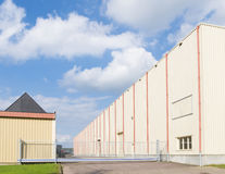 Warehouse exterior Stock Photos