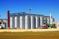 Warehouse facilities Stock Image