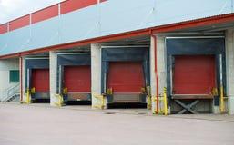 Warehouse. Stock Photo