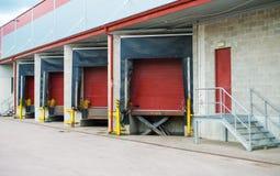 Warehouse. Royalty Free Stock Photos