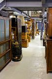 Warehouse Furniture Royalty Free Stock Photos