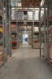 Warehouse interior Royalty Free Stock Photo