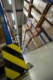 Warehouse interior Stock Photography