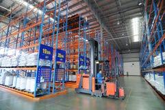 Warehouse Logistics Royalty Free Stock Images