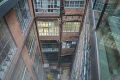 Warehouse, Londres Imagenes de archivo