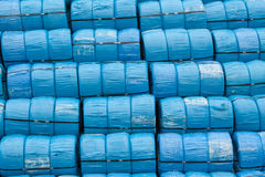Warehouse material Royalty Free Stock Photography
