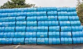 Warehouse material Stock Photos