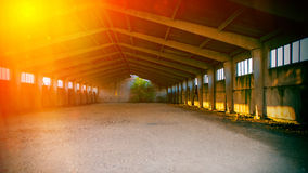 Warehouse Royalty Free Stock Images