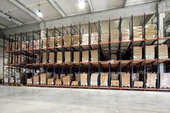 Warehouse pallet Stock Photos