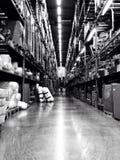 Warehouse Stock Photography