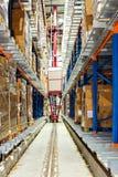 Warehouse robot Stock Photos