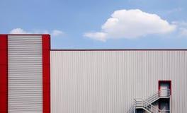 Warehouse steps Royalty Free Stock Photos