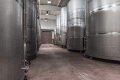 Warehouse in Toto España Royalty Free Stock Photo