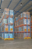 Warehouse vertical royalty free stock photo