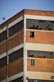 Warehouse viejo Fotografía de archivo libre de regalías